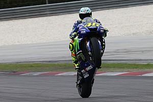 MotoGP Vorschau Valentino Rossi: Folger ist schnell und fährt sehr gut