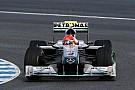 7 éve, hogy bemutatkozott Schumacher és Rosberg első F1-es Mercedese