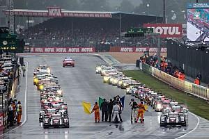 Le Mans Nieuws Startveld 24 uur van Le Mans telt opnieuw 60 wagens