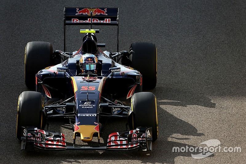 В Toro Rosso впервые завели новый двигатель