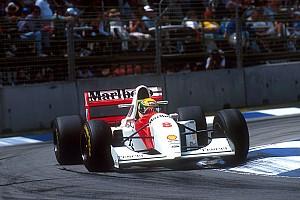 F1 Top List 图集:迈凯伦MP4系列F1赛车