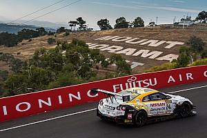 Langstrecke Rennbericht 12h Bathurst nach 4 Stunden: Nissan führt turbulentes Rennen an