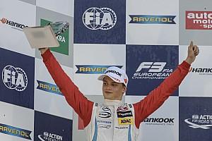 فورمولا 3 الأوروبية أخبار عاجلة آرون: أريد أن أكون أوّل سائق يتفوق على فريق بريما