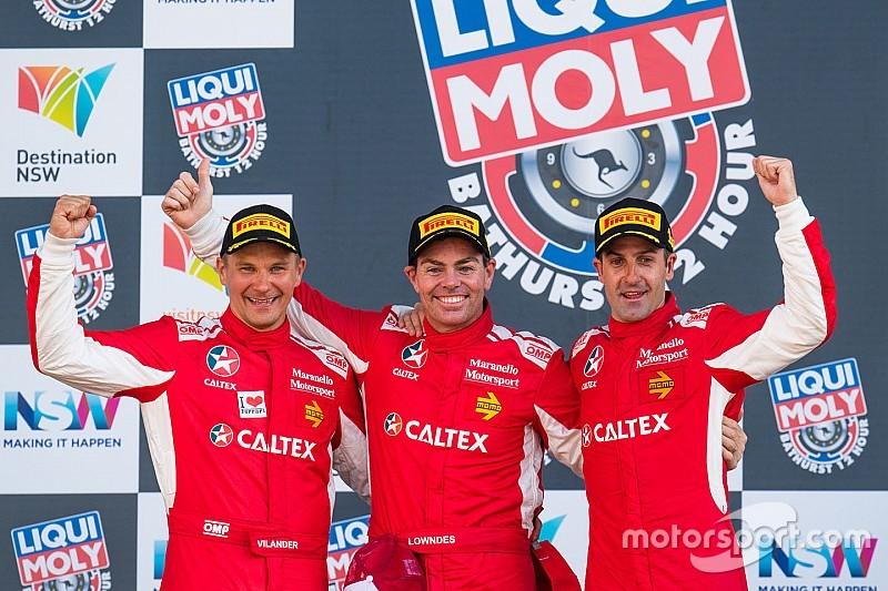 Bathurst 12 Jam: Ferrari jadi jawara di Gunung Panorama