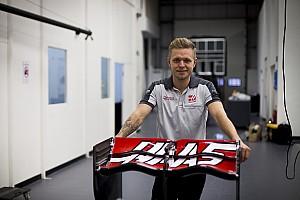 Formule 1 Actualités Kevin Magnussen aimerait tester la NASCAR