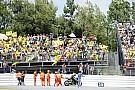 Реконструкція траси в Барселоні в конфігурації MotoGP завершена