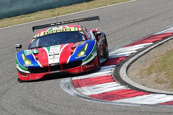 Ferrari проведе змагання для вирішення щодо заміни Бруні у WEC