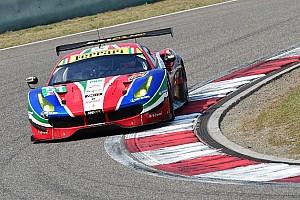 WEC Важливі новини Ferrari проведе змагання для вирішення щодо заміни Бруні у WEC