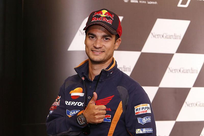 Жібернау: Педроса заслуговує на титул MotoGP