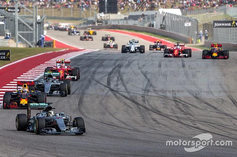 Abstände Zwischen Den Formel 1 Teams 2017 Noch Größer Motorsport