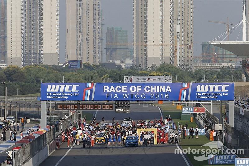 Chinese WTCC-ronde verhuist waarschijnlijk naar Ningbo