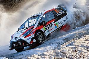 WRC Prova speciale Svezia, PS17: Latvala allunga ancora. Toyota a un passo dalla vittoria!