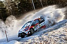 WRC Латвала завоевал в Швеции первую победу за Toyota