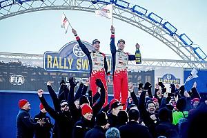 WRC Resumen de la etapa Latvala da a Toyota su primera victoria 18 años después