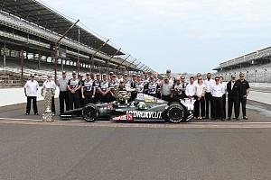 IndyCar Важливі новини Канаан засмучений закриттям команди KV Racing