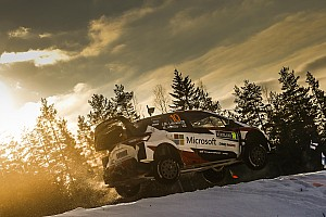 WRC Nieuws Foto's: De eerste WRC-zege van Toyota sinds 1999 in beeld