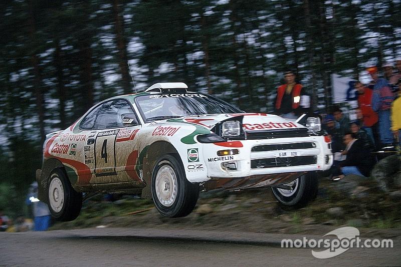 Toyota y su historia en el WRC