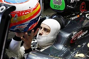 F1 Noticias de última hora Fernando Alonso da pistas sobre su casco para 2017