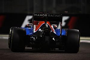Formule 1 Actualités Minardi - La faillite de Manor, c'est