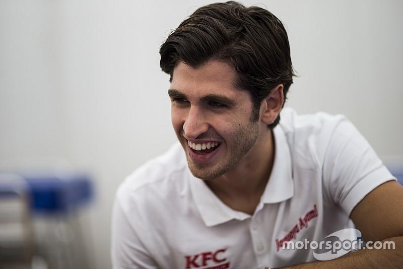 Sauber se interesa por Giovinazzi como tercer piloto