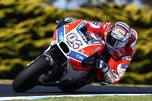 MotoGP Ultime notizie Dovizioso: