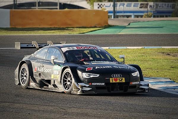 DTM News Audi gibt Fahrer für den DTM-Test in Portimao bekannt