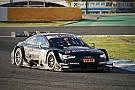DTM Audi gibt Fahrer für den DTM-Test in Portimao bekannt