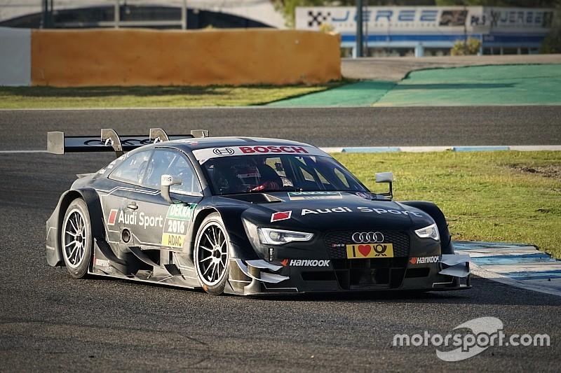 Audi gibt Fahrer für den DTM-Test in Portimao bekannt