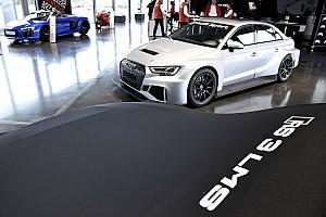 TCR Ultime notizie La AC Motorsport punta in alto con la sua nuova Audi RS 3 LMS TCR