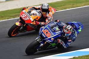MotoGP Важливі новини Віньялес: Наступного разу я дратуватиму Маркеса
