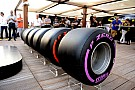 Pirelli confirma compostos reserva com desgaste como em 2016