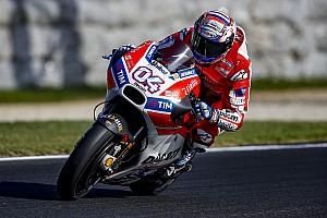 """Dovizioso: """"Si logramos que la moto gire todo puede cambiar"""""""