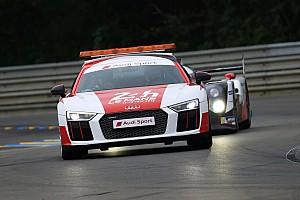 24 heures du Mans Actualités Bientôt un remplaçant à Audi pour le Safety Car au Mans ?