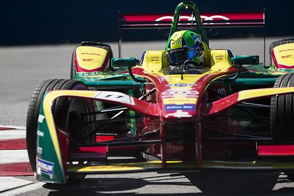 Formule E Formule E Buenos Aires: Di Grassi pakt eerste pole, Frijns dertiende