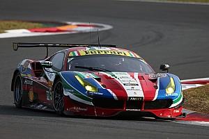 WEC Noticias de última hora Ni Riberas, ni Molina, ni de Vries: Ferrari elige a Pier Guidi para el WEC