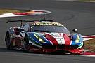 WEC Ni Riberas, ni Molina, ni de Vries: Ferrari elige a Pier Guidi para el WEC