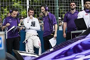 Formula E BRÉKING Lopez csalódott, ismét zűrös hétvégéje volt a Formula E-ben