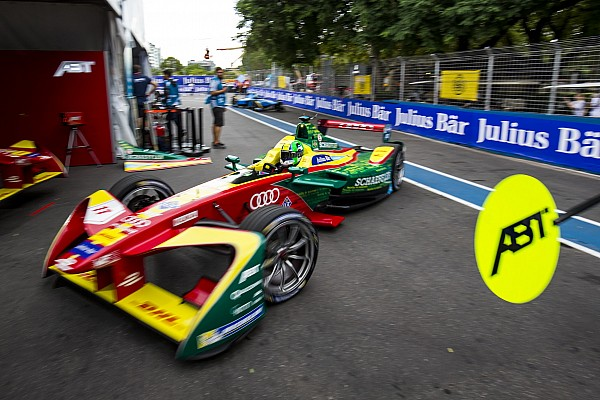 Formule E Nieuws Di Grassi toch bestraft voor 'unsafe release'