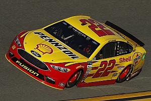 NASCAR Cup Reporte de la carrera Logano ganó el Daytona Clash