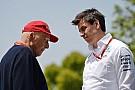 Toto Wolff en Niki Lauda verlengen contract met Mercedes