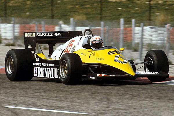 F1 Top List GALERÍA: Todos los coches de Renault en F1 desde 1977