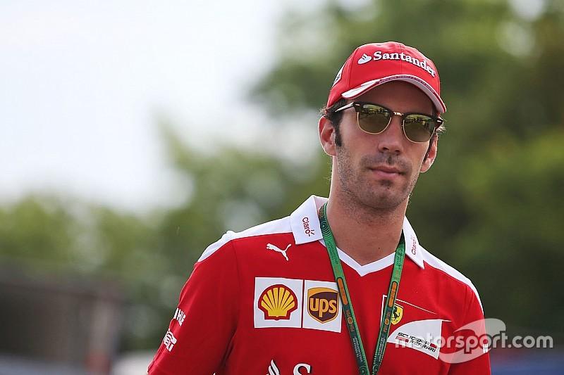 Вернь подтвердил уход из Ferrari