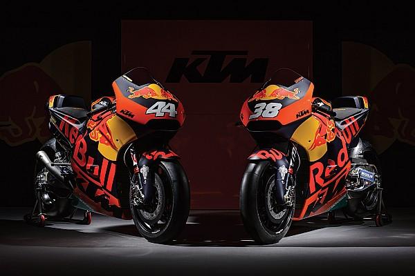 MotoGP Новость KTM согласилась с 2018 года поставлять мотоциклы частной команде