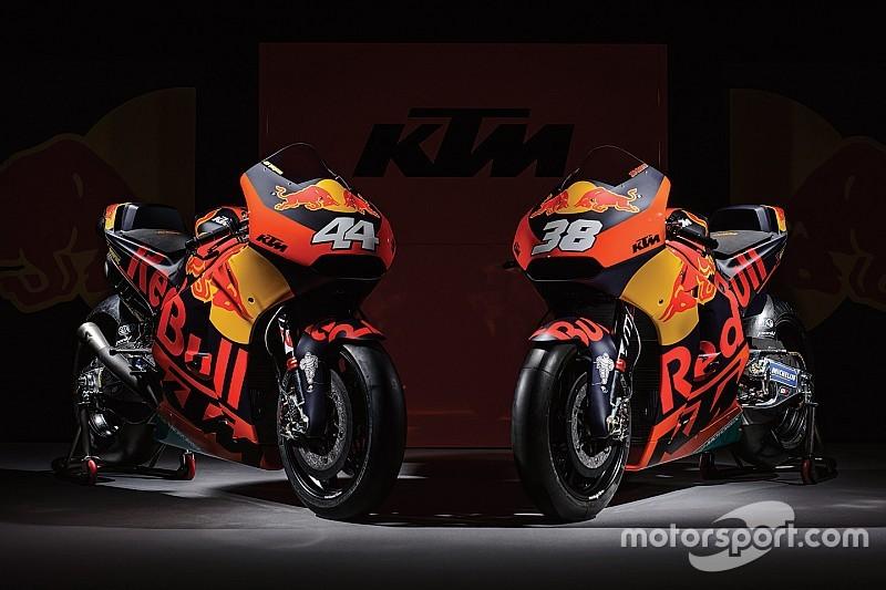 KTM согласилась с 2018 года поставлять мотоциклы частной команде