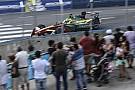 En vivo, la Fórmula E se luce y cautiva