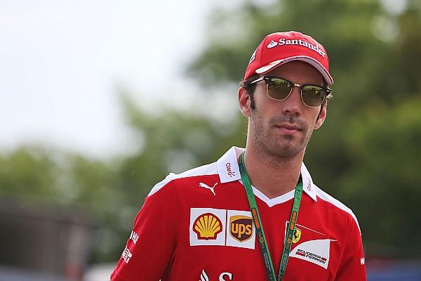 F1 速報ニュース 【F1】ベルニュ「フェラーリでの役目は終わり。次はル・マンに出たい」