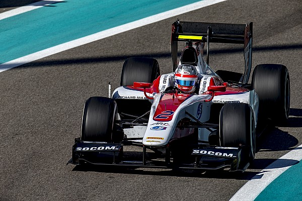 GP2 Ultime notizie La ART Grand Prix conferma la promozione di Albon in GP2