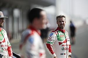WTCC BRÉKING WTCC: Monteiro úgy érzi, Michelisz és Huff lesznek a legfőbb ellenfelei idén