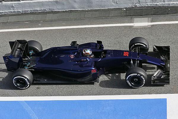 Formel 1 News Formel 1 2017: Technische Probleme bei Shakedown für Toro Rosso