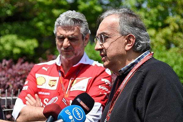 Formula 1 Son dakika Marchionne: Ferrari'nin